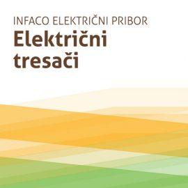 Električni tresači Infaco
