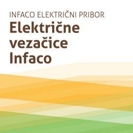 Električne vezačice Infaco