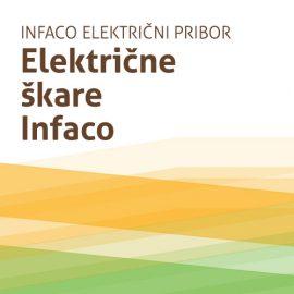 Električne škare Infaco