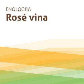 Rosé vina